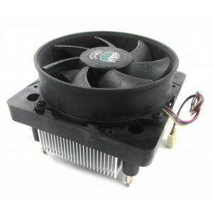 AFB0912VH-SP07 Delta CoolerMaster Socket LGS775 CPU Heatsink 4-Pin