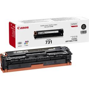 Canon Toner 731 Black 1400sid (Original)