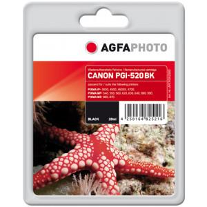 Canon PGI-520BK Black (AgfaPhoto).