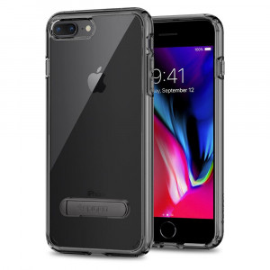 Skal Spigen iPhone 8-/7-Plus Case Ultra Hybrid S Jet Black