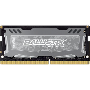 SODIMM DDR4-2400 Crucial Ballistix Sport LT 4GB DDR4-2400Mhz 4GB DDR4 2400MHz RAM-minnen