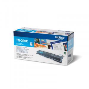 Brother TN-230C Lasertoner 1400sidor Cyan Tonerkassett
