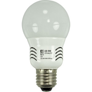 LED lampa E27 3.5W 220lum 2700K.