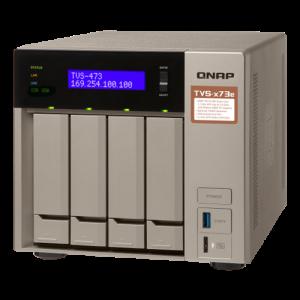 Qnap TVS-473e-4G TVS-473e-4G