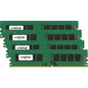 Crucial 32GB DDR4 32GB DDR4 2133MHz RAM-minnen
