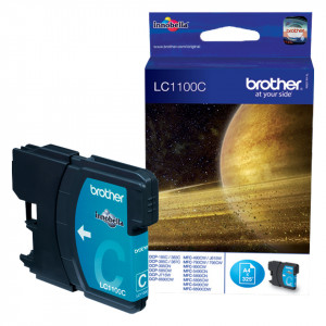 Brother LC1100C Cyan 325sid (Original)
