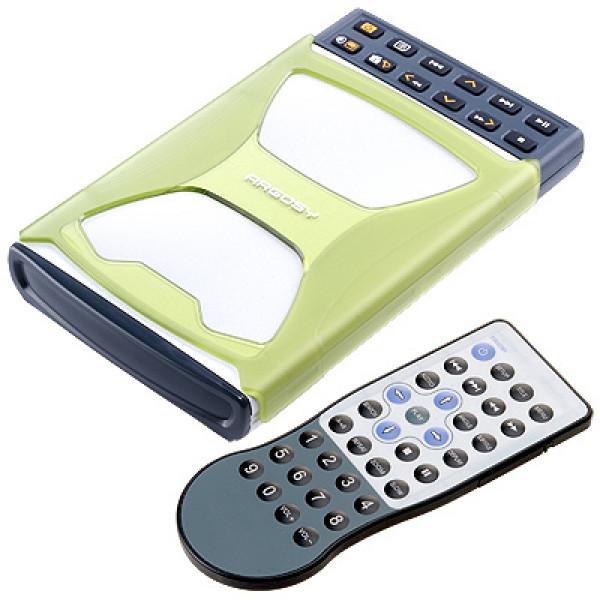 Argosy HV256T Grön digitala mediaspelare