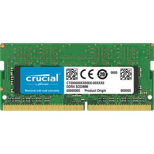 SODIMM DDR4-2666 Crucial SODIMM 8GB DDR4 2666MT/s, 1x260, CL19 SR x8