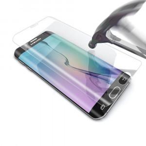 Skärmskydd - Samsung Galaxy S7 Edge - Härdat glas