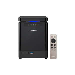QNAP TS-453Bmini NAS Torn Nätverksansluten (Ethernet) Svart