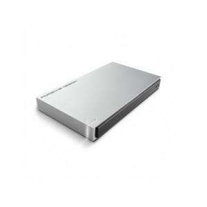 LaCie STET1000403 1000GB Silver externa hårddiskar