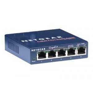 Nätverksswitch 5-port - Netgear GS105GE