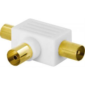 Antennförgrening 9.5mm 1 ho till 2 ha DEL-650