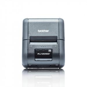 Brother RJ-2050 direkt termal Mobile printer 203 x 203DPI kassaterminaler/mobilskrivare