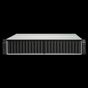 QNAP TES-3085U NAS Rack (2U) Nätverksansluten (Ethernet) Svart