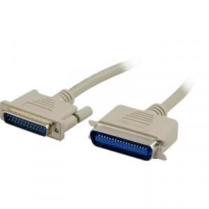 Skrivarkabel parallell DB25 - IEEE1284 2m