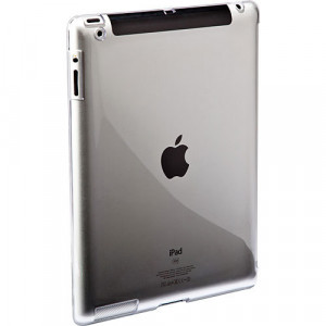 Skal - iPad 3/4 - Targus Clear Back Cover THD011EU
