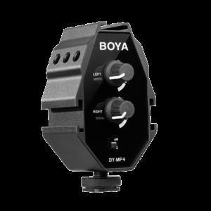BOYA Audio Adapter BY-MP4