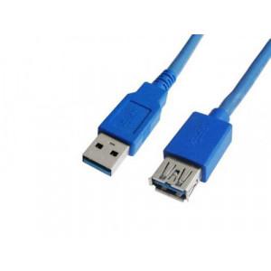 Kabel USB 3.0 A ha - A ho (3m) förlängning