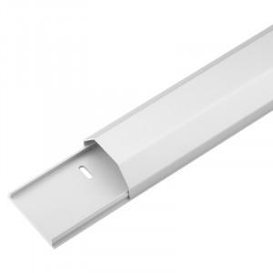 Kabelkanal Aluminium 1.1m 50mm, Vit