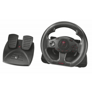 Spelratt - Trust GXT 580 Racing Wheel Vib/feedback