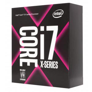 Processor Intel Core ® ™ i7-7800X X-series Processor (8.25M Cache, up to 4.00 GHz) 3.5GHz 8.25MB L3 Låda processorer