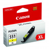 Canon CLI-551XL Yellow (Original)