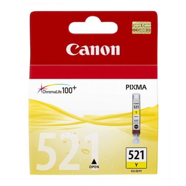 Canon CLI-521 Yellow (Original)