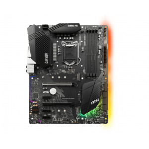 Moderkort MSI B360 GAMING PRO CARBON Socket 1151, ATX