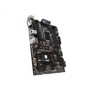 Moderkort -Intel S1151 ATX MSI Z370-A PRO