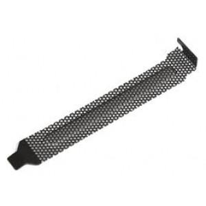 Slotskydd till datorchassi för ventilation svart p
