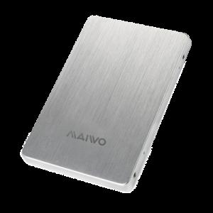 """HDD-adapter M.2 SSD till 2.5"""" SATA"""
