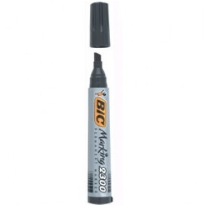 Penna Märkpenna Bic Marking 2300 svart permanent