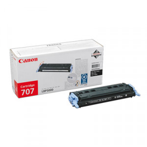 Canon Toner 707 Black (Original)