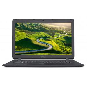"""Acer Aspire ES1-732-C6HK Svart Bärbar dator 43,9 cm (17.3"""") 1600 x 900 pixlar 1,10 GHz Intel® Celeron® N3350"""