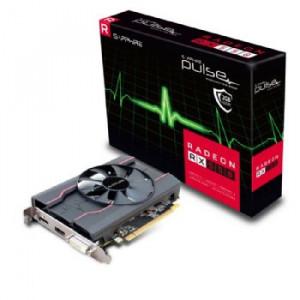 Sapphire 11268-03-20G Radeon RX 550 2GB GDDR5 grafikkort