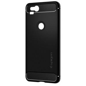 Skal Spigen Google Pixel 2 Case Rugged Armor Black