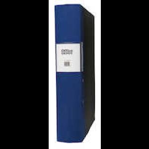 Träryggspärm A4 60mm blå (* 1 st.) 2675210