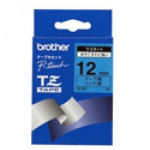Brother 12mm 8m Svart p