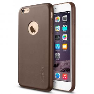 """Skal Spigen SGP11401 5.5"""" Cover case Brun mobiltelefonfodral"""