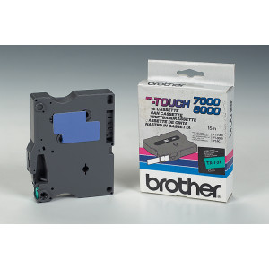 Brother 12mm 15m Svart p