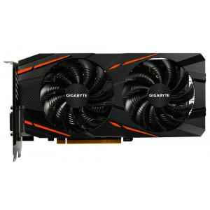 Gigabyte GV-RX580GAMING-8GD Radeon RX 580 8GB GDDR5 grafikkort