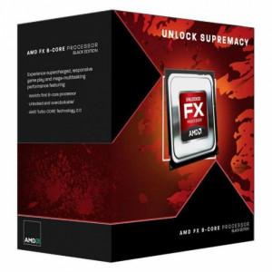 AMD FX 8300 processorer 3.3 GHz Låda 8 MB L2