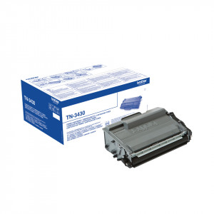 Brother Toner TN3430 3000 sidor Svart Original