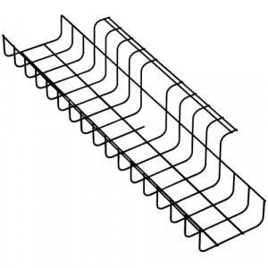 Kabeldike 490 mm Svart