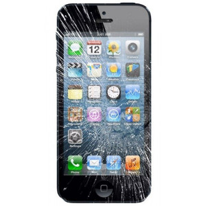 byta glas iphone se