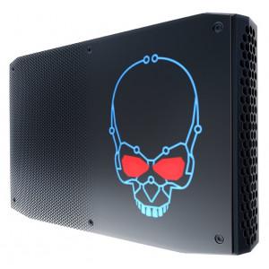 Intel NUC NUC8i7HNK Core i7 RX VEGA M GL (Svart)