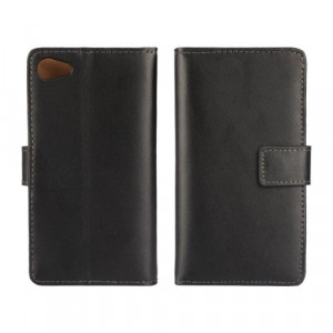 Fodral - Sony Xperia Z5 Compact - svart