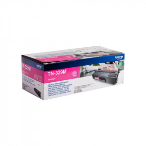 Brother TN-329M Laser toner 6000sidor Magenta lasertoners & patroner