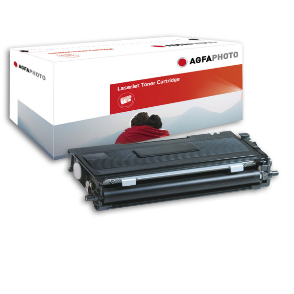 AgfaPhoto APTBTN2000HCE Lasertoner 5000sidor Svart Tonerkassett